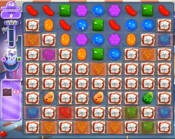 Candy Crush Dreamworld Level 453