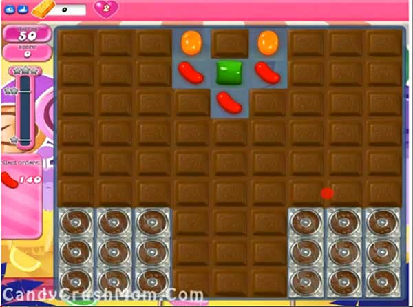 Candy Crush Level 299
