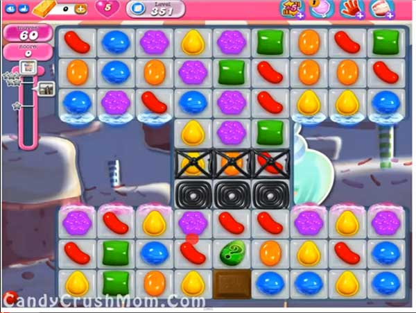 Candy Crush Level 351