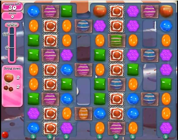 Candy Crush Level 352
