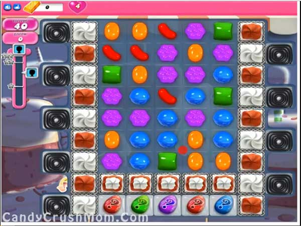 Candy Crush Level 355