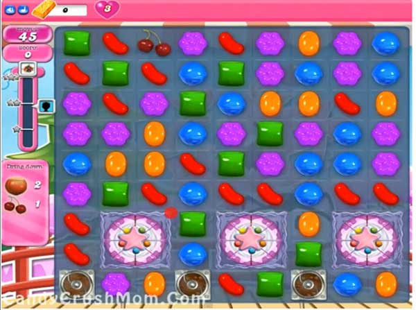 Candy Crush Level 368
