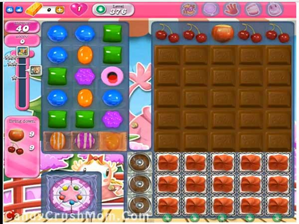 Candy Crush Level 376