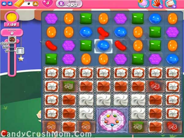 Candy Crush Level 403