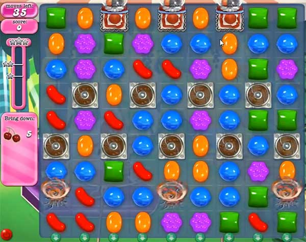 Candy Crush Level 422
