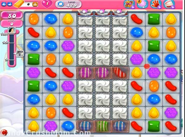 Candy Crush Level 429