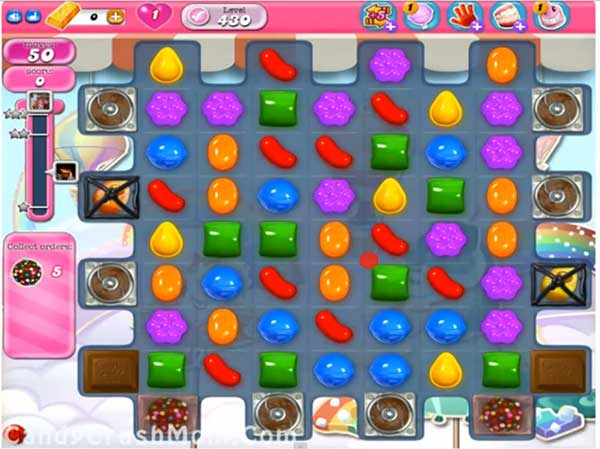 Candy Crush Level 430