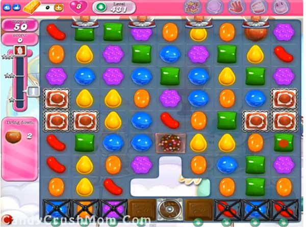 Candy Crush Level 431