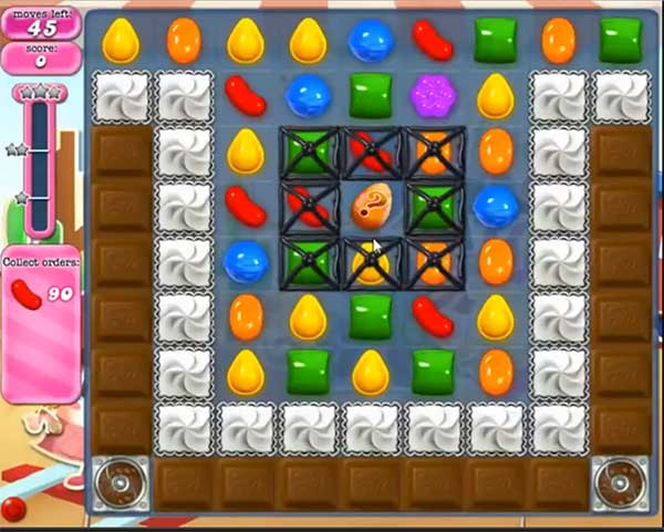 Candy Crush Level 448