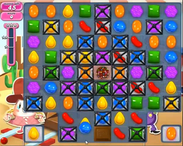 Candy Crush Level 449