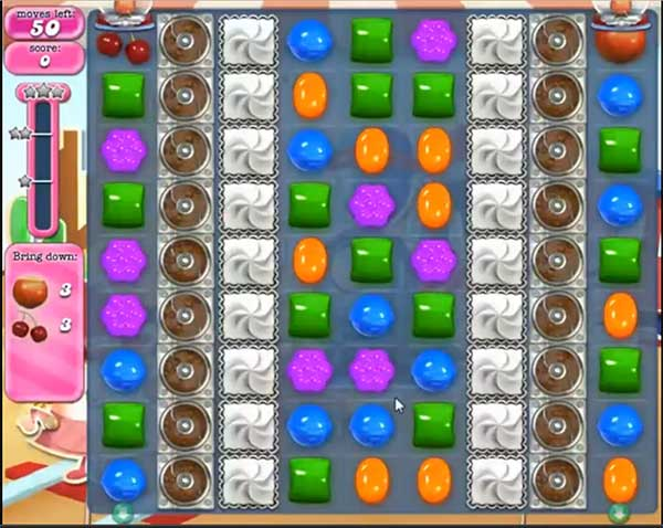 Candy Crush Level 454