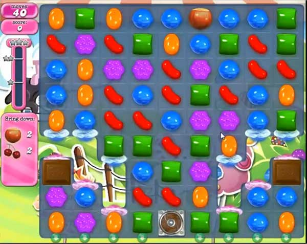 Candy Crush Level 457