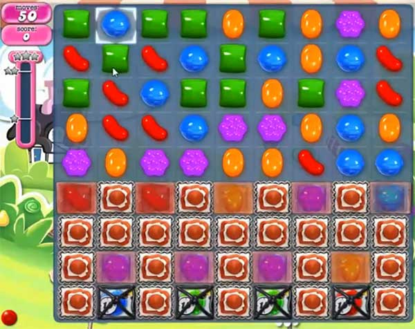 Candy Crush Level 468