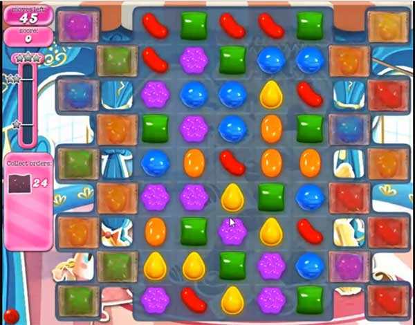 Candy Crush Level 473