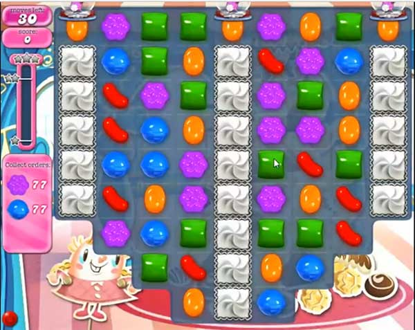 Candy Crush Level 482