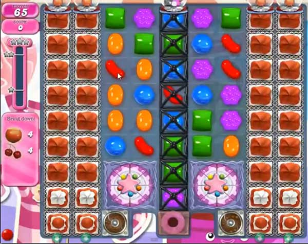 Candy Crush Level 500