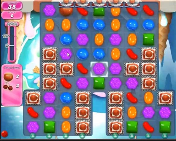 Candy Crush Level 510