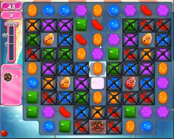 Candy Crush Level 511