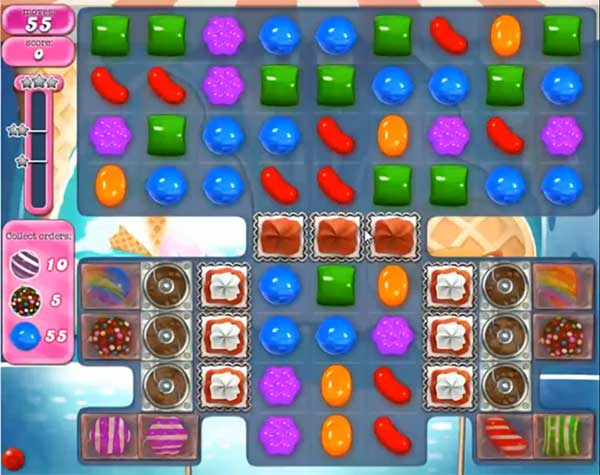 Candy Crush Level 512