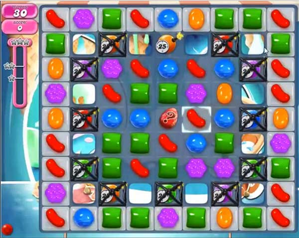 Candy Crush Level 515