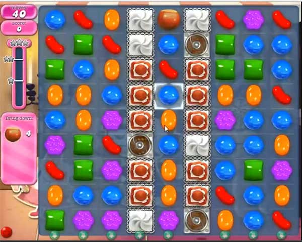 Candy Crush Level 517