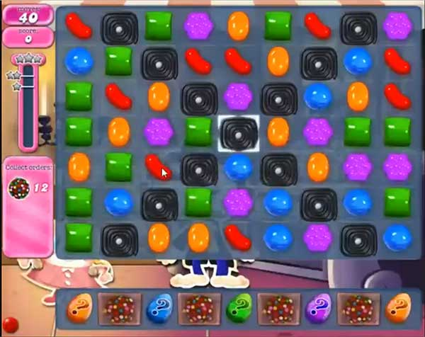 Candy Crush Level 519
