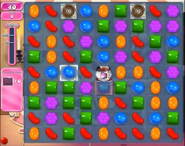 Candy Crush Level 522
