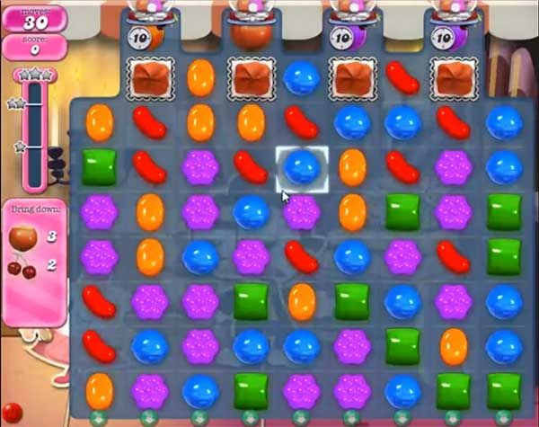 Candy Crush Level 525