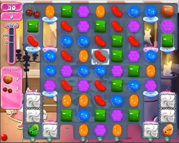 Candy Crush Level 528