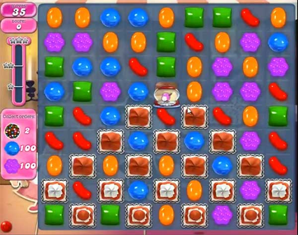 Candy Crush Level 529