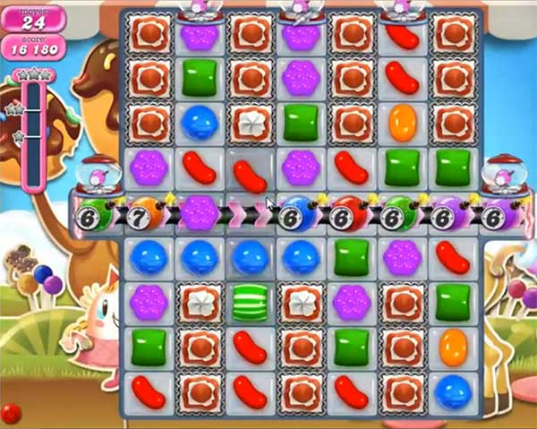Candy Crush Level 534