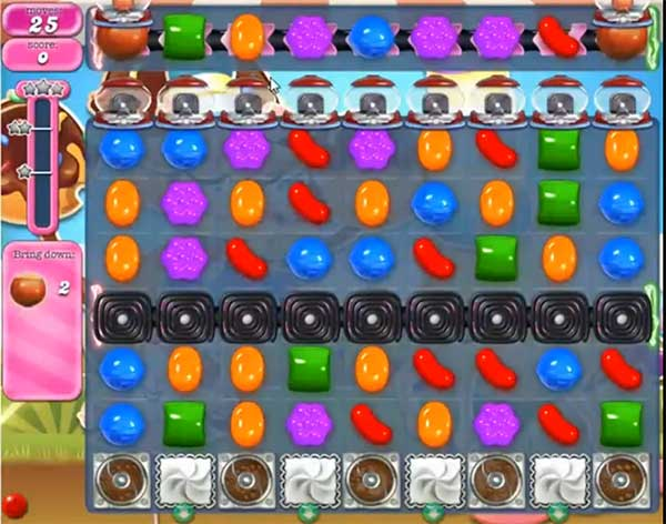 Candy CrushLevel 538