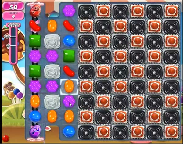Candy Crush Level 540