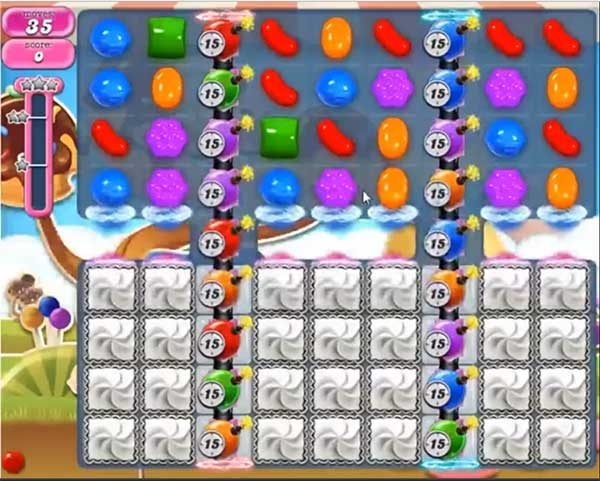 Candy Crush Level 541