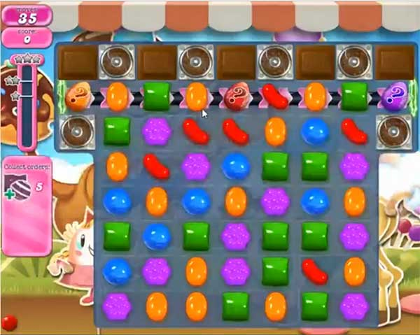Candy Crush Level 543