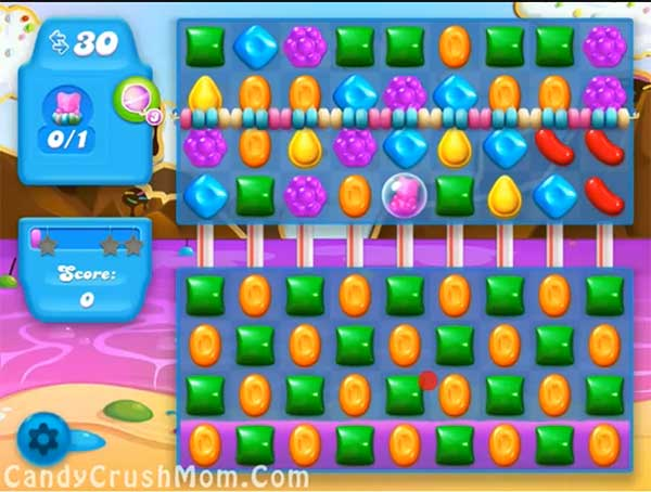 Candy Crush Level Soda 24