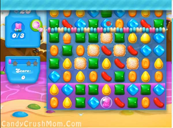 Candy Crush Level Soda 26