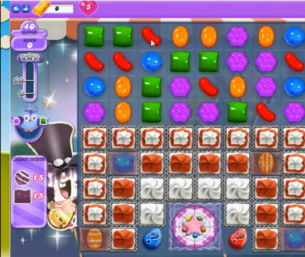 candy crush dreamworld level 403