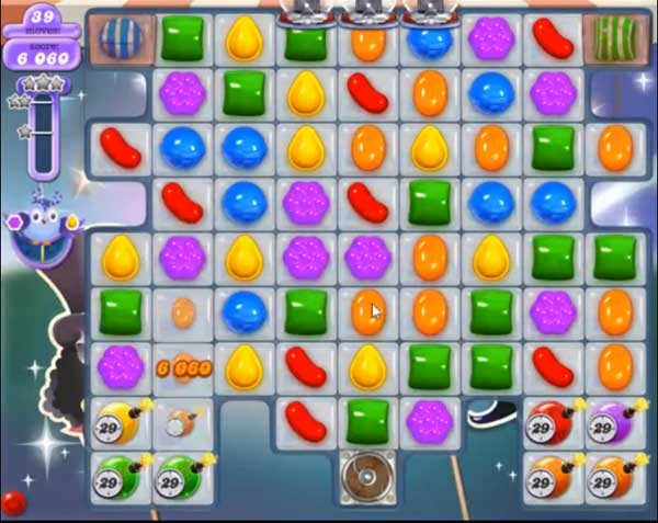 candy crush dreamworld level 410