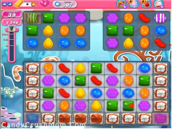candy crush level 307