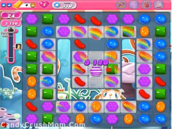 candy crush level 310