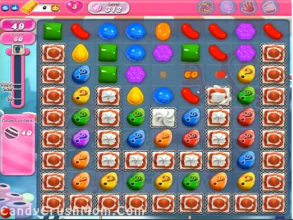 candy crush level 312