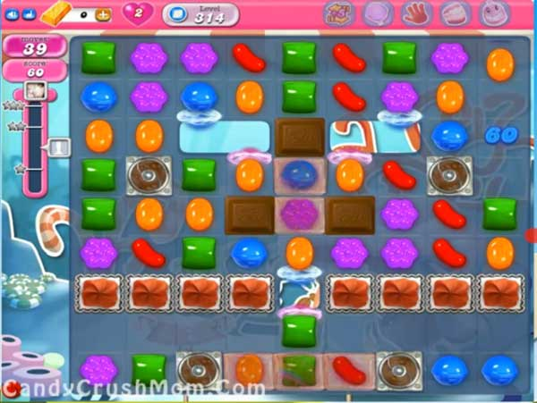 candy crush level 314