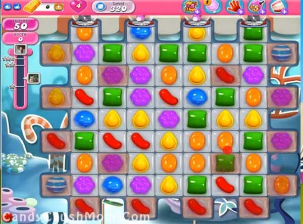 candy crush level 320