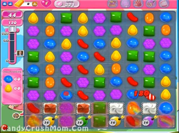 candy crush level 321