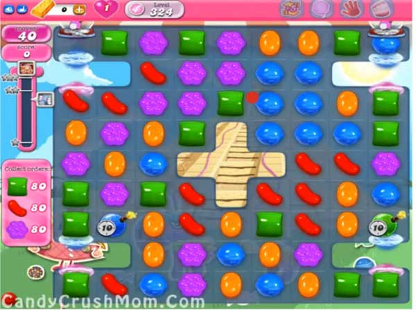 candy crush level 324