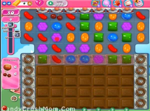 candy crush level 325