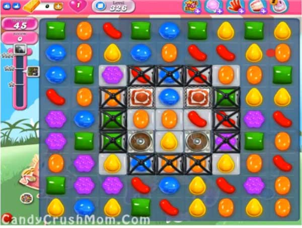 candy crush level 326