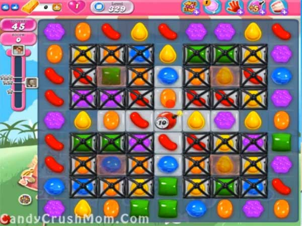 candy crush level 329