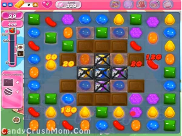 candy crush level 330